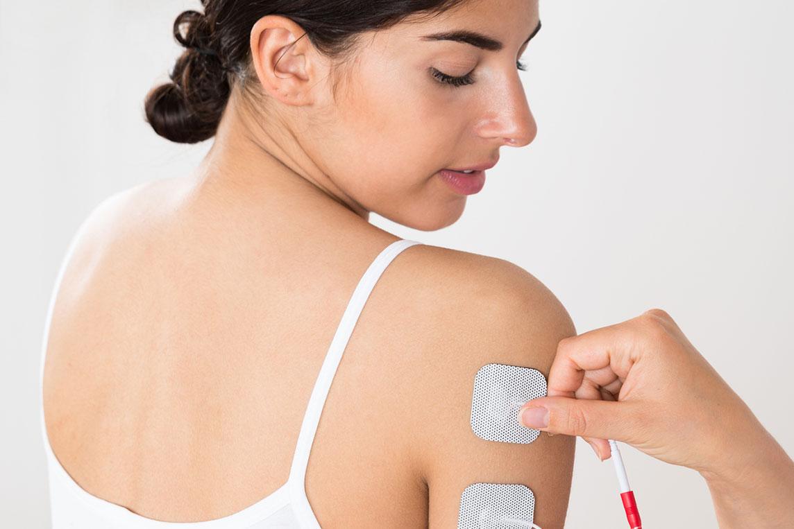 Electrostimulation-training